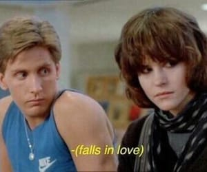 movie, The Breakfast Club, and 80s image