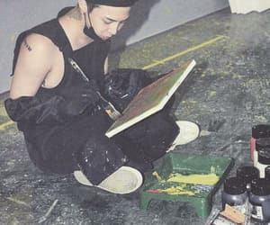 artist, baby, and gd image