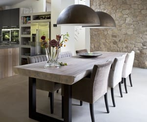 design, interior, and dining room image