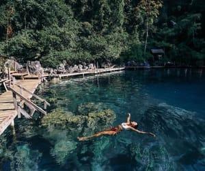paradise, summer, and travel image