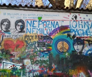 alone, peace, and johnlennon image