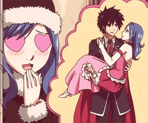 fairy tail, anime, and gif image