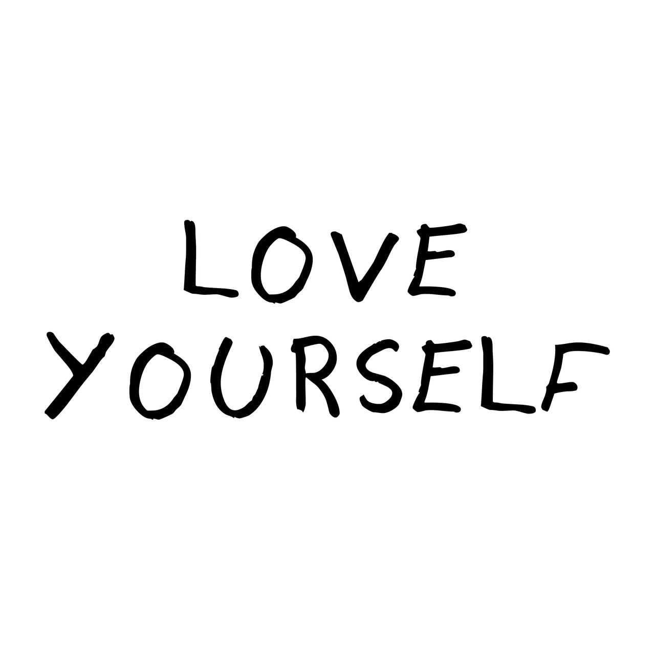 love and yourself image