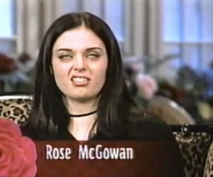 Rose McGowan and 90s image