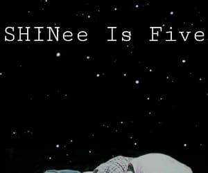 five, Jonghyun, and Onew image