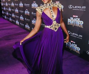 lupita nyong'o and black panther image