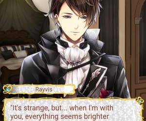 otome games, dating game, and midnight cinderella image