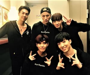 minsu, sunwoo, and boys republic image
