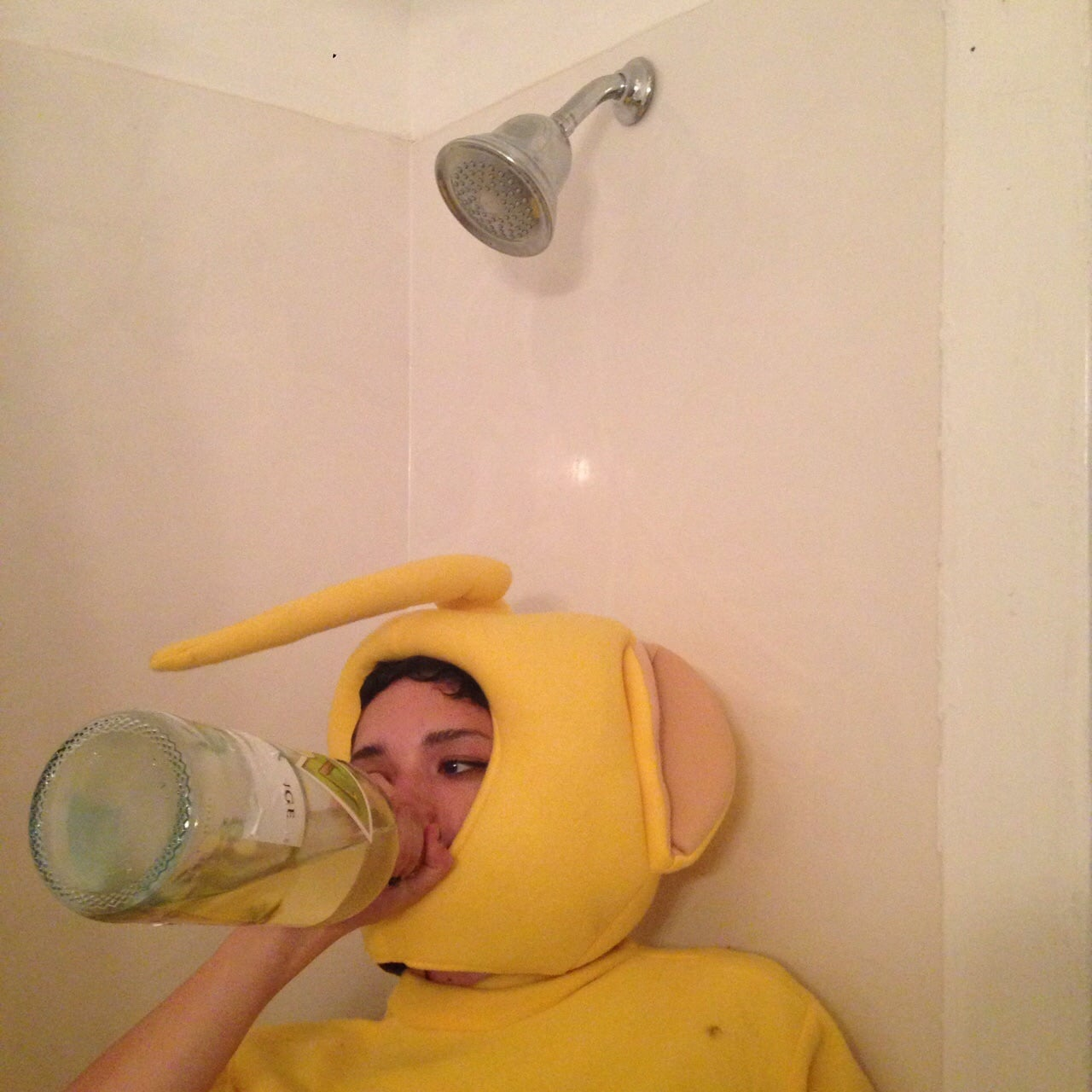 yellow, drunk, and drink image
