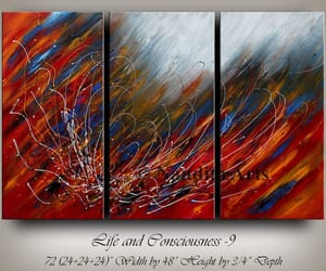Abstract Painting, paintings, and original painting image