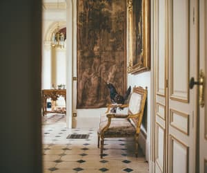 chateau, decor, and history image