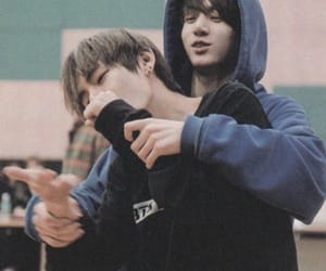 bts, jungkook, and vkook image