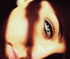 eyes, miley cyrus, and pretty image