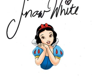 disney, disney princess, and snow white image
