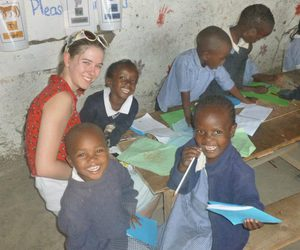 africa, smiling, and teaching image