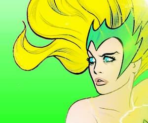 enchantress, Marvel, and Amora image
