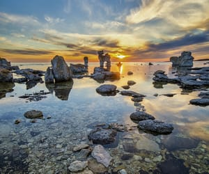 inspiration, nature, and sweden image