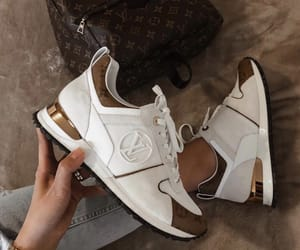Louis Vuitton, shoes, and sneakers image