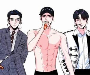 exo, sehun, and fanart image