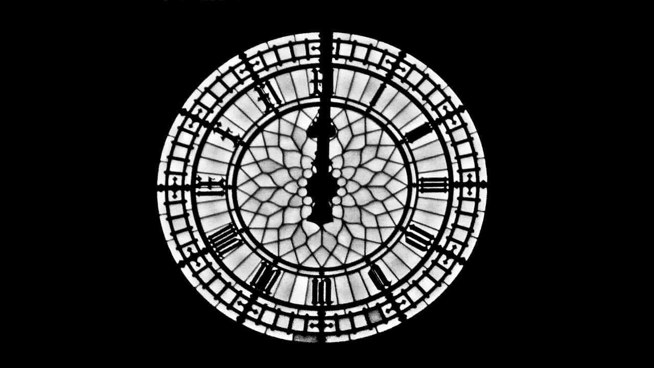 midnight, cinderella, and clock image