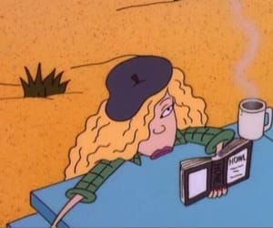 cartoon, debbie, and 90s image