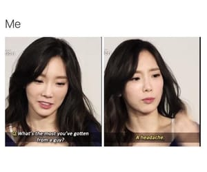 funny, snsd, and taeyeon image