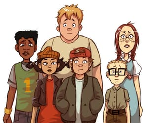 recess, disney, and cartoon image
