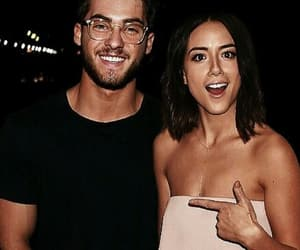 cody christian and chloe bennet image