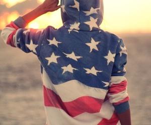 usa, beach, and america image