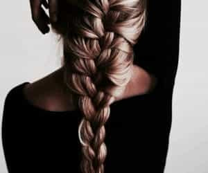 article, beauty, and braids image