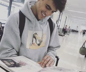 jack gilinsky, boy, and smile image
