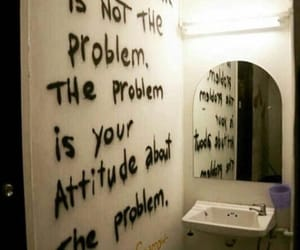 attitude, quotes, and mirror image