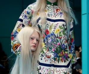 fashion, gucci, and runway image
