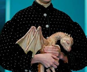art, dragon, and fashion image
