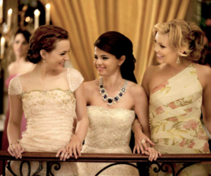 selena gomez, monte carlo, and leighton meester image