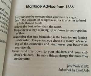 advice, love, and friendship image