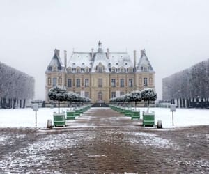 sceaux, beautiful, and castle image