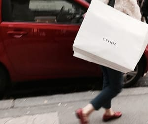 shopping, celine, and girl image
