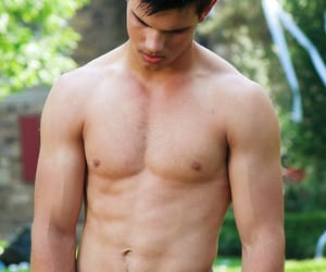 Taylor Lautner, sexy, and boy image