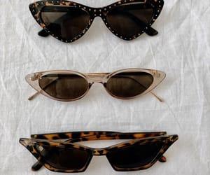 sunglasses, fashion, and retro image