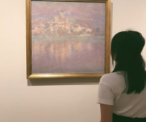museums, painting, and artgallery image