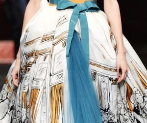 Dolce & Gabbana, long dresses, and haute couture gowns image