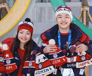 figure skating, pyeongchang, and winter olympics 2018 image