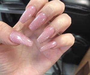 manicure, nail, and nailpolish image