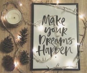 candle, dreams, and inspiration image