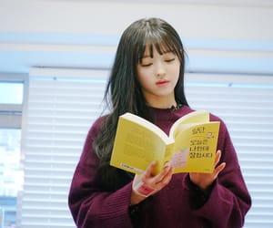 beautiful, korean, and book image