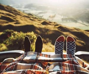 camping, couple, and free image