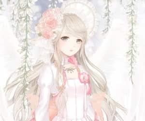 dress up game and love nikki image
