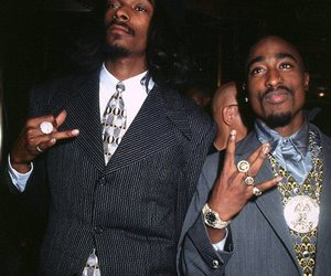 2pac and snoop dogg image