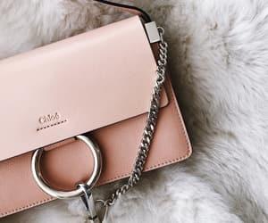 bag, fashion, and chloe bag image